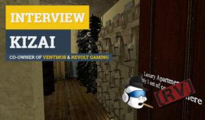 Kizai, Ventmob Revolt Gaming