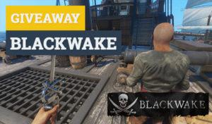 Blackwake game giveaway ended