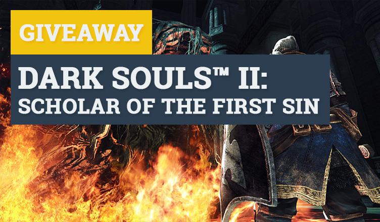 Dark Souls 2 giveaway ended