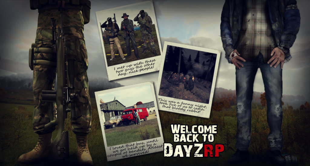 DayzRP loading screen artwork