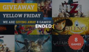 Elder Scrolls online game giveaway ended