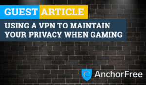 gaming VPN for your privacy