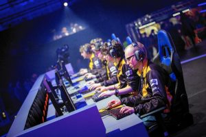 Teamspeak within eSports