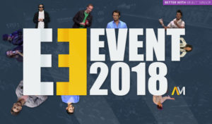 E3 2018 event angry-mob kinect edition