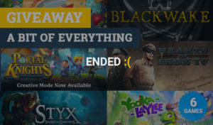Angry-Mob.com Blackwake giveaway