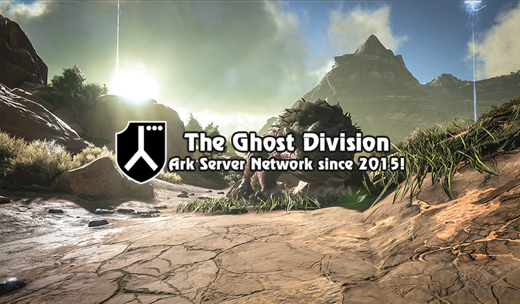 Interview with Ghost Division, an Ark community