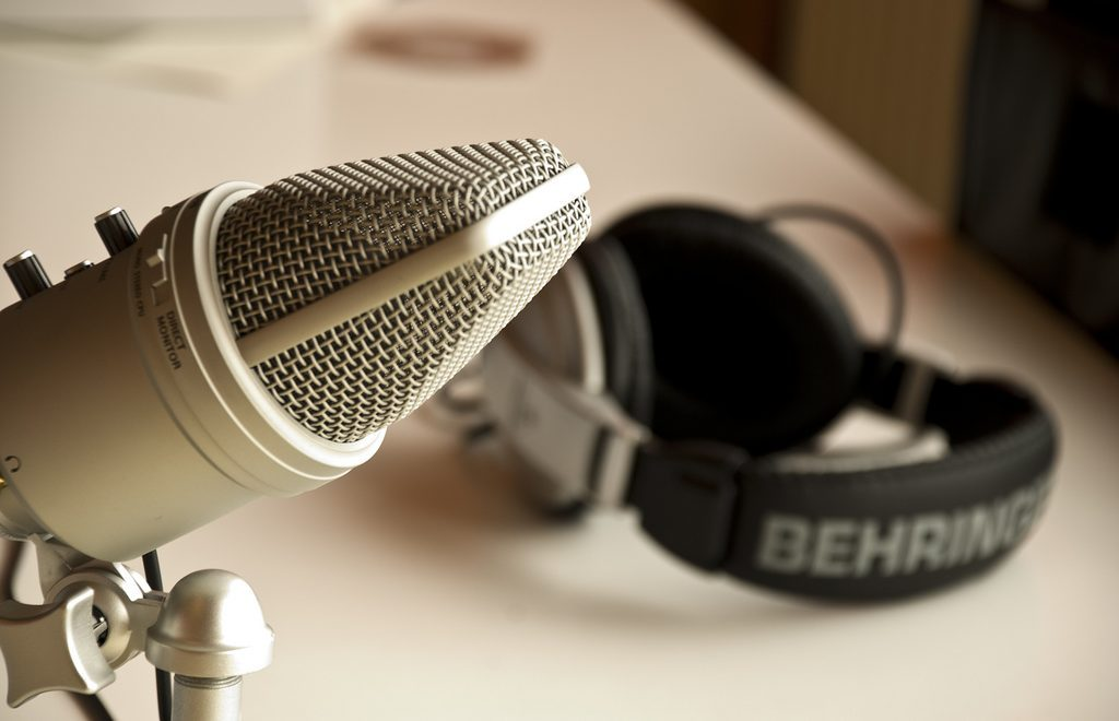 Gaming podcasting how to