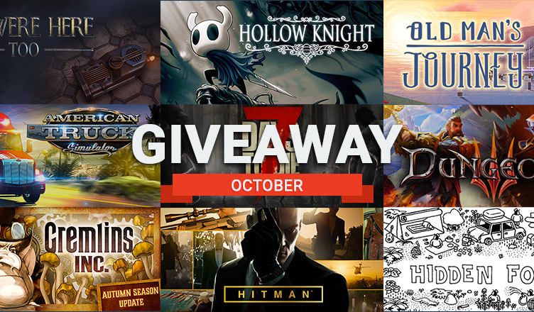 Angry-Mob Giveaway October Hitman
