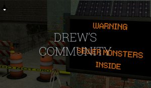 Interview with Drew's Community Garry's Mod
