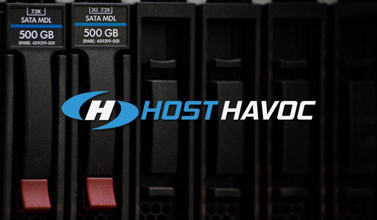 Inside gameserver hosting by Host Havoc