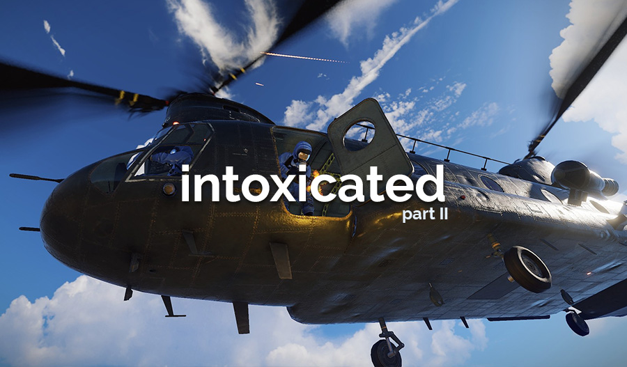 Intoxicated Gaming Rust Battle Royale interview