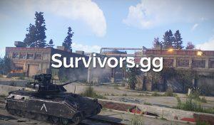 Survivors Rust Interview KenZo