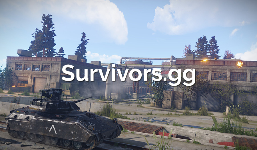 Survivors Rust Interview KenZo