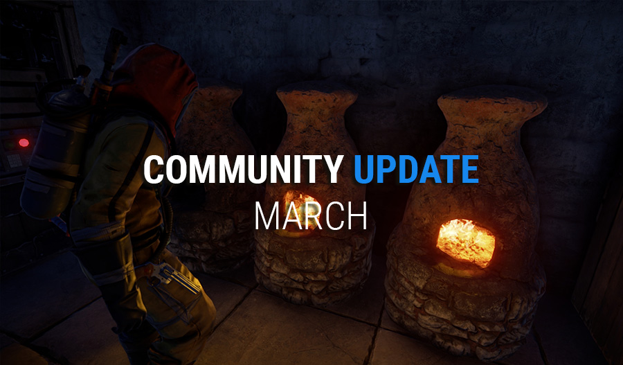 community update march rust gmod outlaws