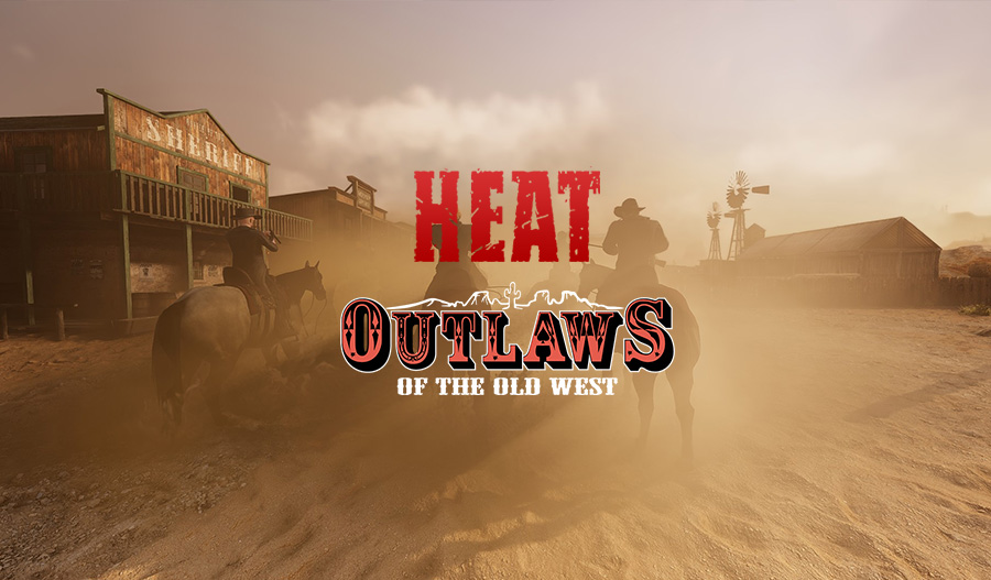 outlaws of the old west or heat