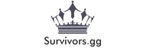 Survivors.gg Rust battle royale logo