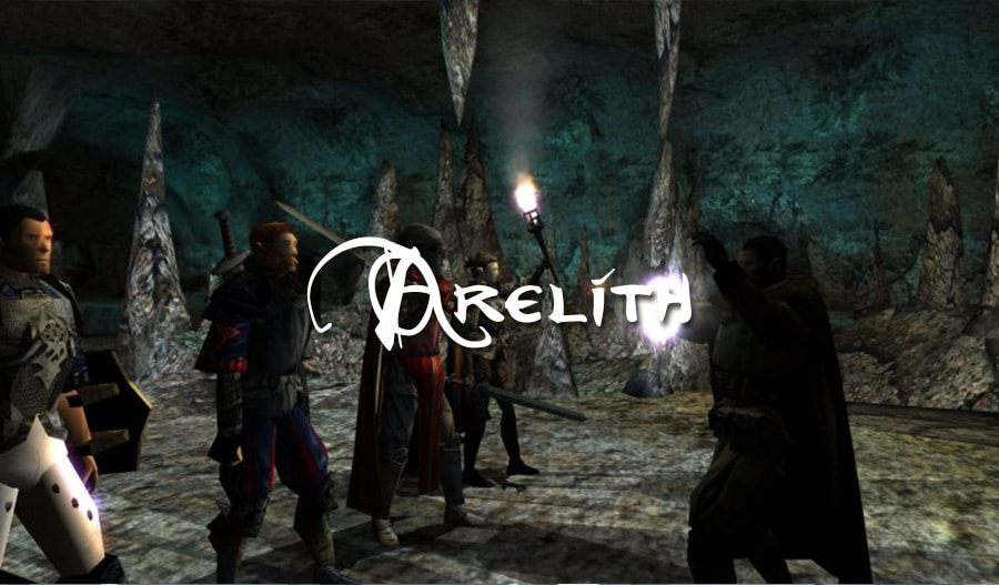 Arelith neverwinter roleplay server interview