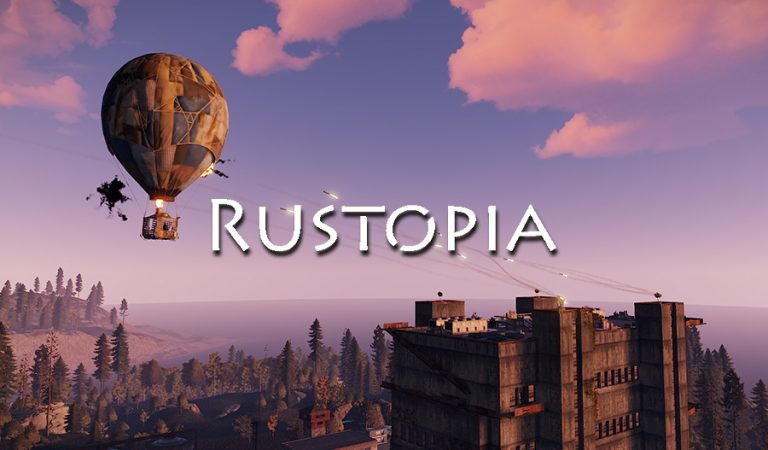 Rustopia official Rust servers Ghost interview