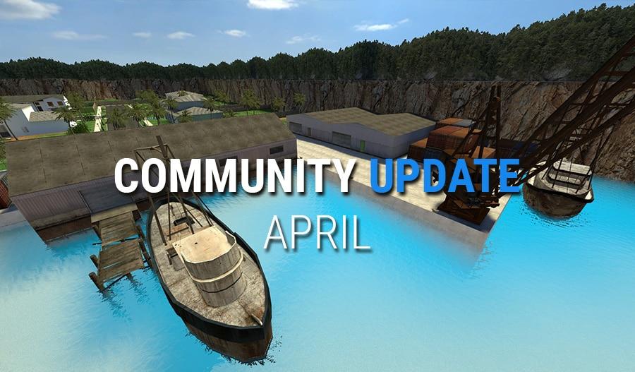 community update april garrys mod Minecraft Space Engineers