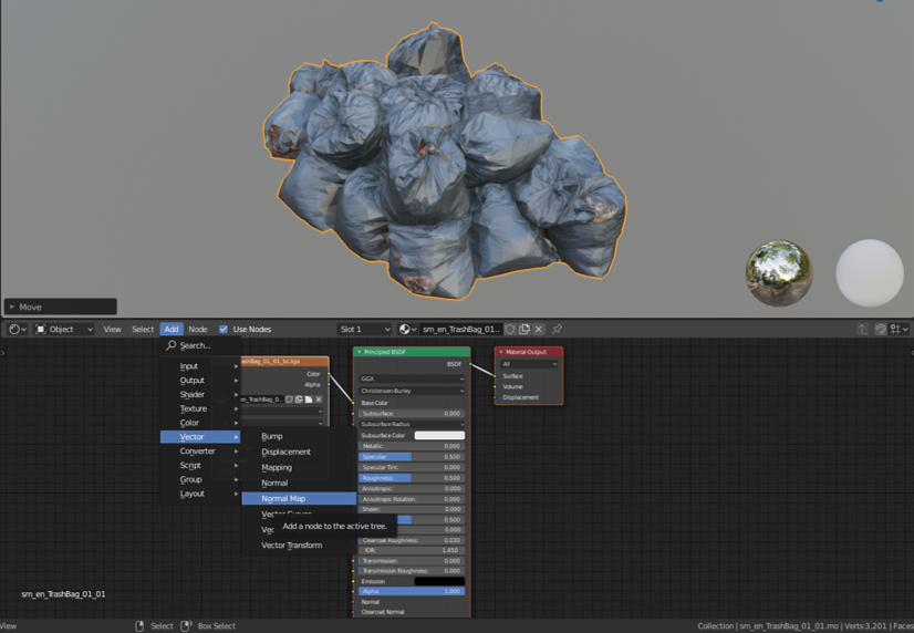 Converting a Textured Unreal Engine '.uasset' Mesh to a Source Engine '.mdl' Model
